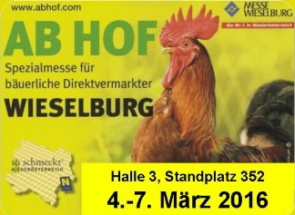 Ab Hof messe - fair 2016