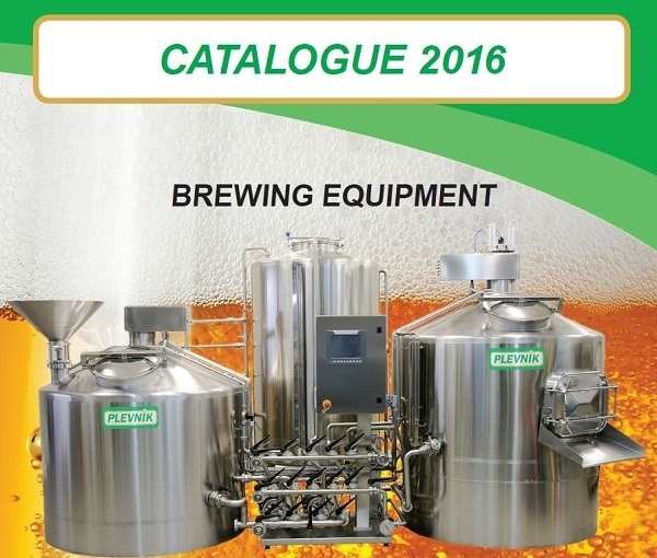 Brewing catalogue new 2016