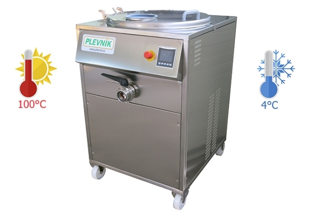 Pasteurizer PH 100  - PLEVNIK - machine.jpg