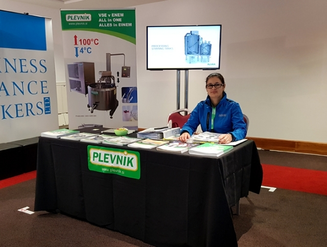 Plevnik UK Dairy day 2019